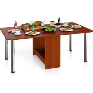 Стол-книжка обеденный Мебельный двор МД-СО-04 яблоня