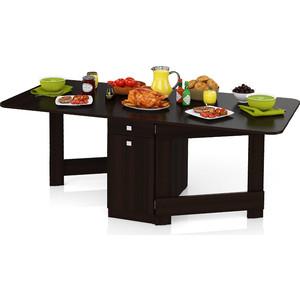 Стол-книжка обеденный Мебельный двор МД-СО-05 венге все цены