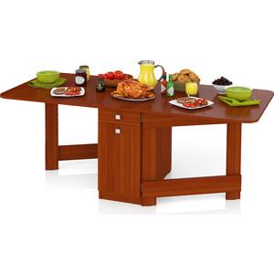 Стол-книжка обеденный Мебельный двор МД-СО-05 яблоня