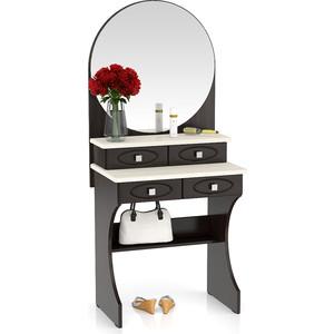 Туалетный столик Мебельный двор МД №3 венге/дуб