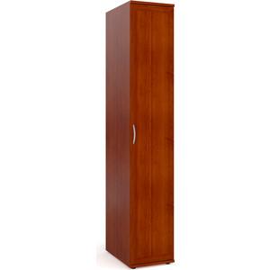 Шкаф-пенал для белья Мебельный двор ШК-7 яблоня