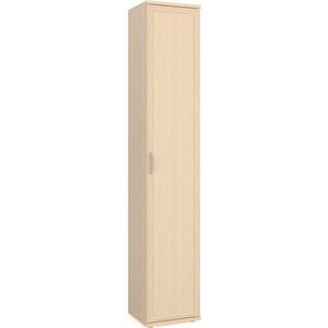 Шкаф-пенал для белья Мебельный двор ШК-7А дуб