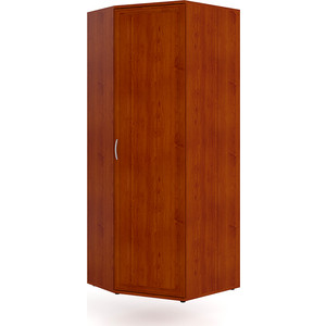 Шкаф угловой Мебельный двор ШК-У яблоня шкаф книжный мебель смоленск шк 04