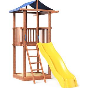 цена на Детская площадка Красная звезда Можга Спортивный городок 1 (крыша тент) СГ1-Тент