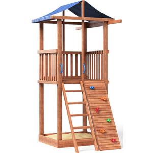 цена на Детская площадка Красная звезда Можга Спортивный городок 2 (крыша тент) СГ2-Тент
