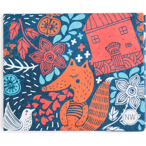 Бумажник New Wallet Foxes NW-036 new fashion lady women zipper leather clutch wallet long card rose embossed wallet
