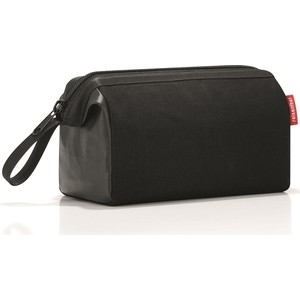 цена Косметичка Reisenthel Travelcosmetic canvas black WC7047 онлайн в 2017 году