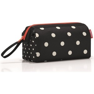 цена Косметичка Reisenthel Travelcosmetic mixed dots WC7051 онлайн в 2017 году