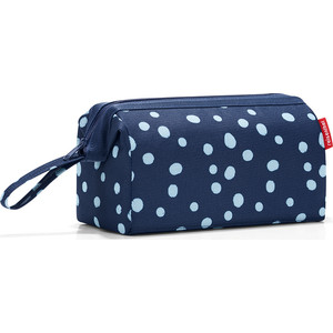 Косметичка Reisenthel Travelcosmetic spots navy WC4044