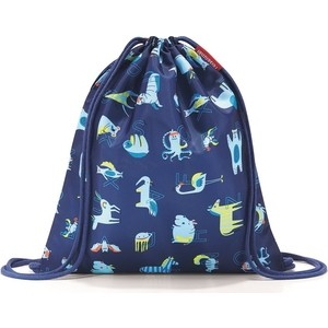 Мешок детский Reisenthel Mysac abc friends blue IC4066
