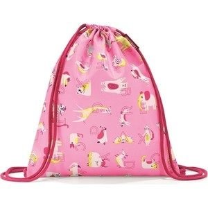 Мешок детский Reisenthel Mysac abc friends pink IC3066 my little pony играем вместе my little pony