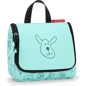 Органайзер детский Reisenthel Toiletbag S cats and dogs mint IO4062 дождевик детский reisenthel cats and dogs mint ig4062