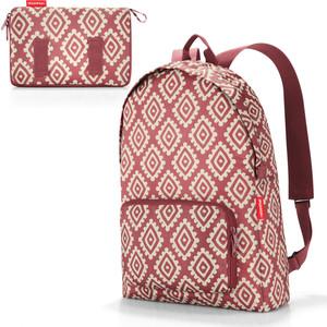 Рюкзак складной Reisenthel Mini maxi diamonds rouge AP3065