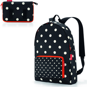 Рюкзак складной Reisenthel Mini maxi mixed dots AP7051