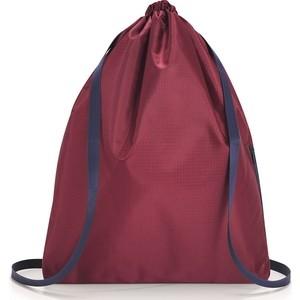 Рюкзак складной Reisenthel Mini maxi sacpack dark ruby AU3035