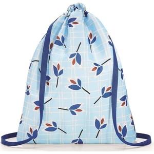 Рюкзак складной Reisenthel Mini maxi sacpack leaves blue AU4064