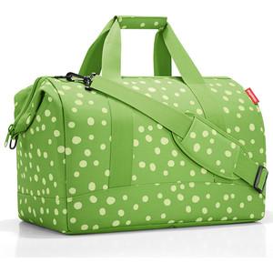 Сумка Reisenthel Allrounder L spots green MT5039