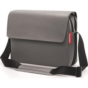 цена на Сумка Reisenthel Courierbag 2 canvas grey UU7050