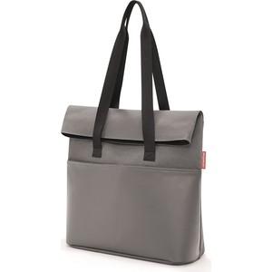 Сумка Reisenthel Foldbag canvas grey UR7050