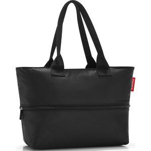 Сумка Reisenthel Shopper E1 black RJ7003 сумка на колесиках reisenthel сумка shopper e1 fifties black reisenthel