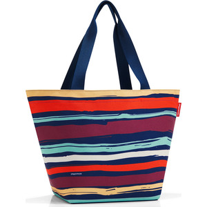 Сумка Reisenthel Shopper M artist stripes ZS3058 цена и фото