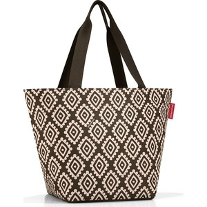 Сумка Reisenthel Shopper M diamonds mocha ZS6039