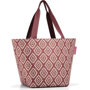 Сумка Reisenthel Shopper M diamonds rouge ZS3065 размер 50,8х29,7х25 см