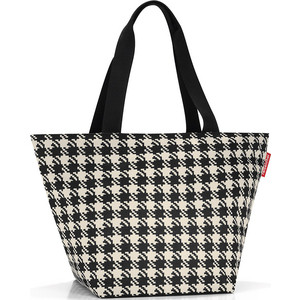 Сумка Reisenthel Shopper M fifties black ZS7028 tissbely black m