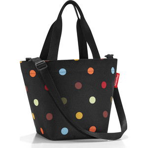 Сумка Reisenthel Shopper XS dots ZR7009 цена