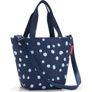 Сумка Reisenthel Shopper XS spots navy ZR4044