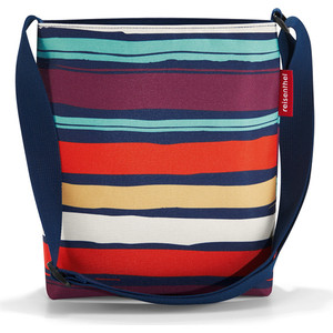 Сумка Reisenthel Shoulderbag S artist stripes HY3058 цена и фото