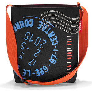 Сумка Reisenthel Shoulderbag S special edition stamps HY7037 coldplay live stories special collector s edition