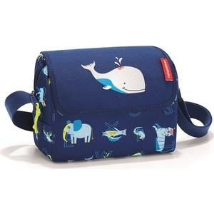 Фото - Сумка детская Reisenthel Everydaybag ABC friends blue IF4066 боди детский luvable friends 60325 f бирюзовый р 55 61