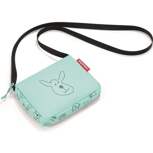 Сумка детская Reisenthel Itbag cats and dogs mint JA4062