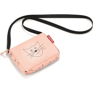 Сумка детская Reisenthel Itbag cats and dogs rose JA3064