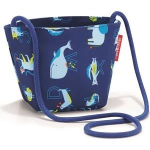 Сумка детская Reisenthel Minibag ABC friends blue IV4066