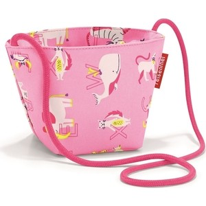 Сумка детская Reisenthel Minibag ABC friends pink IV3066