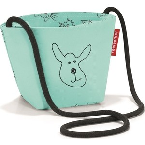Сумка детская Reisenthel Minibag Cats and dogs mint IV4062