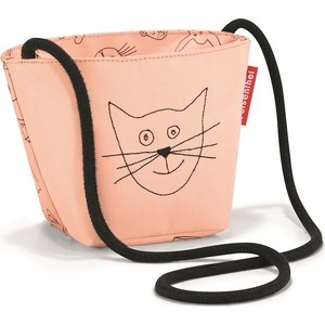 Сумка детская Reisenthel Minibag Cats and dogs rose IV3064