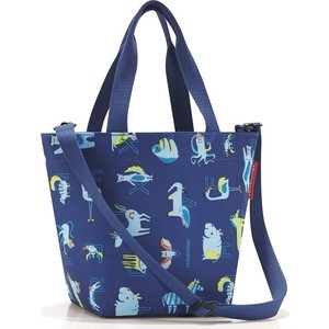 Сумка детская Reisenthel Shopper XS ABC friends blue IK4066