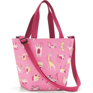 Сумка детская Reisenthel Shopper XS ABC friends pink IK3066