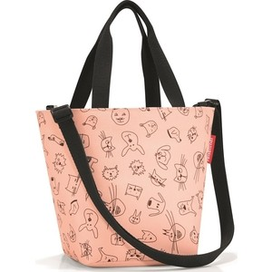 Сумка детская Reisenthel Shopper XS cats and dogs rose IK3064