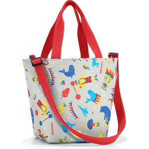 Сумка детская Reisenthel Shopper XS circus red IK3063