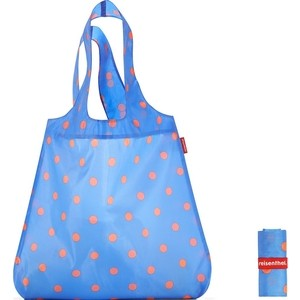 Сумка складная Reisenthel Mini maxi shopper azure dots AT4058 стакан pasabahce serenade red 290мл выс стекло