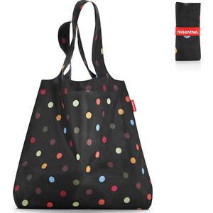 Сумка складная Reisenthel Mini maxi shopper dots AT7009 сумка складная reisenthel mini maxi shopper artist stripes