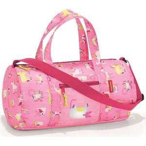 Сумка складная детская Reisenthel Dufflebag ABC friends pink IH3066
