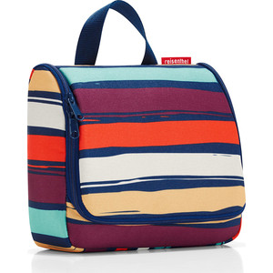 Сумка-органайзер Reisenthel Toiletbag artist stripes WH3058 цена и фото