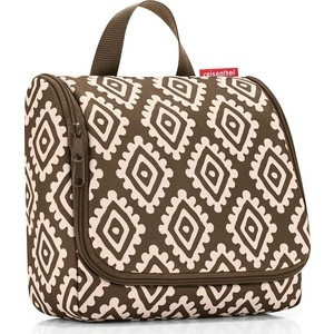 Сумка-органайзер Reisenthel Toiletbag diamonds mocha WH6039