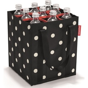 Фото - Сумка-органайзер для бутылок Reisenthel Bottlebag mixed dots ZJ7051 сумка органайзер для бутылок reisenthel bottlebag spots navy zj4044