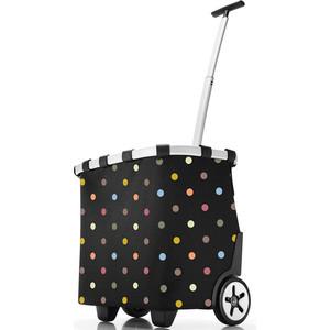Сумка-тележка Reisenthel Carrycruiser dots OE7009
